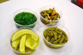 Vienna Condiments