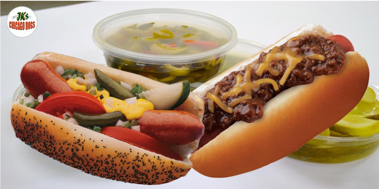 Hot dogs in San Antonio