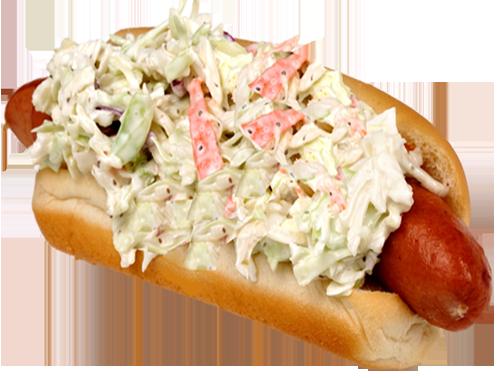 Hot Dog Coleslaw